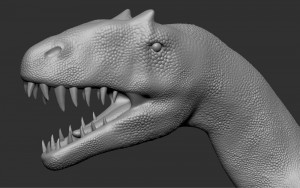 Allosaurus-Fragilis-head