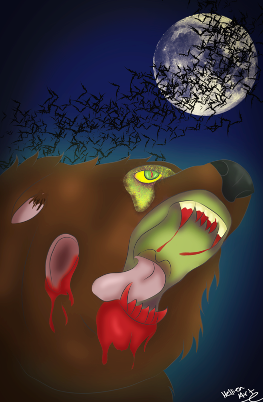 Heather-Mackey-zombie-bear