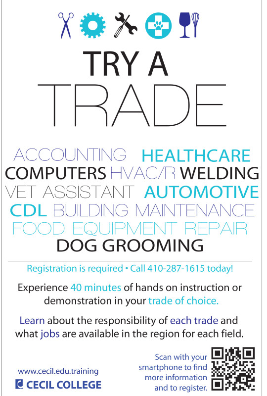 Try a Trade 2015